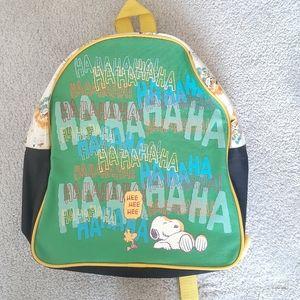Vintage Snoopy bagpack